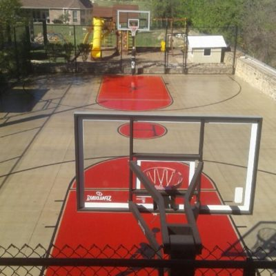 Basketball Court Painter Southlake Colleyville