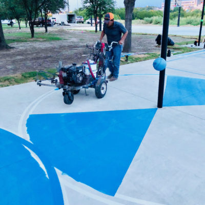 Dallas Pavement Marking Specialists (4)