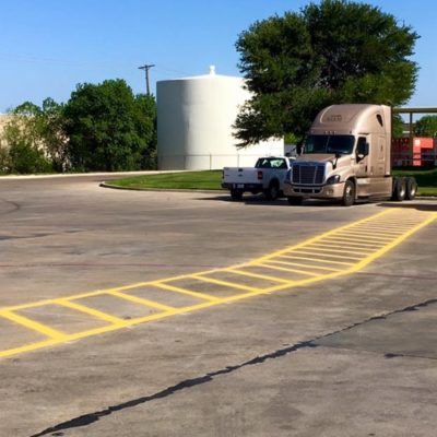 Parking Lot Striping Ft Worth TX