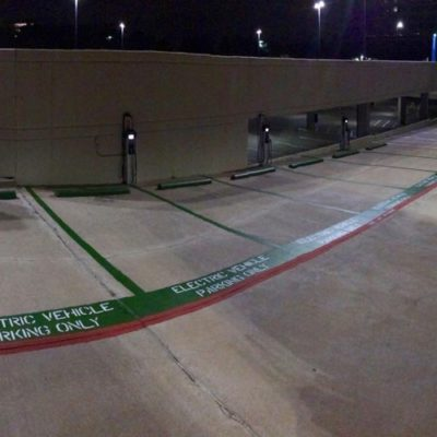 Parking Space Painter DFW