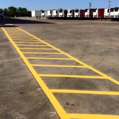 Parking Lot Striping Keller