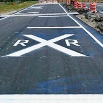 Road - Highway Striping