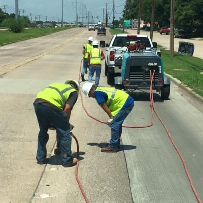 Roadway Marking Fort Worth