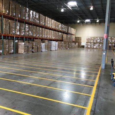 Warehouse Marking Westlake