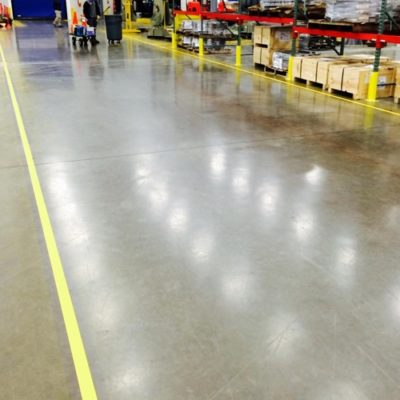 Top Warehouse Striping Keller Texas