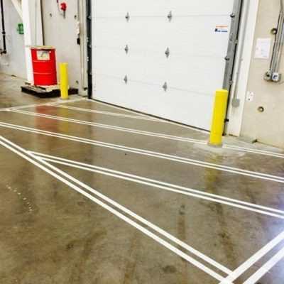 Best Warehouse Striping Dallas TX