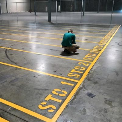 Southlake Warehouse Striping Company