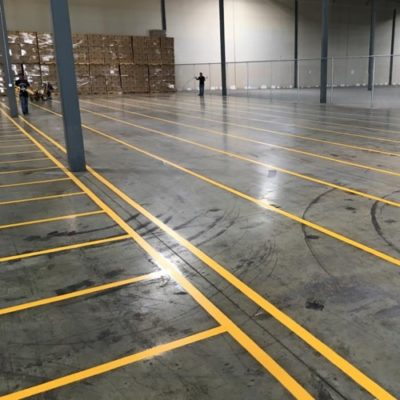 Keller Warehouse Striping Company