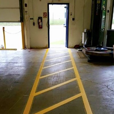 Warehouse Striping Company Colleyville