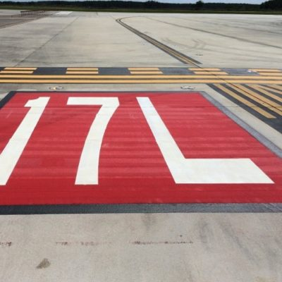 Airfield Runway Markings Fort Worth