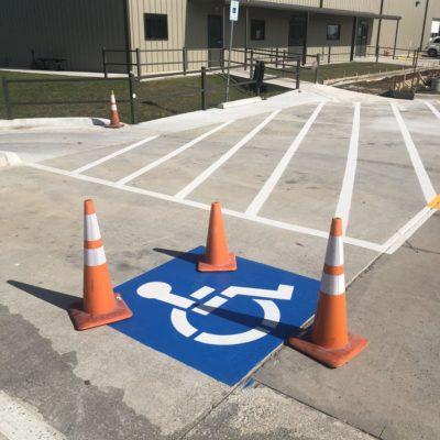 parking lot striping jobs (2)